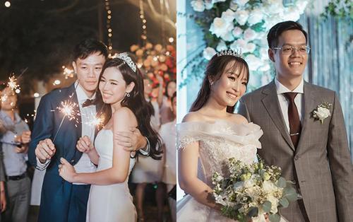 Loạt hoa khôi các trường Đại học dập dìu lên xe hoa về nhà chồng trong năm 2019