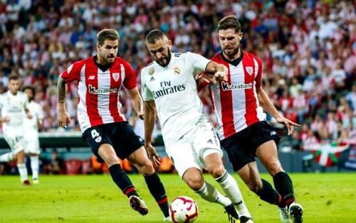 Lịch thi đấu bóng đá ngày 23/12: Real Madrid gặp Athletic Club