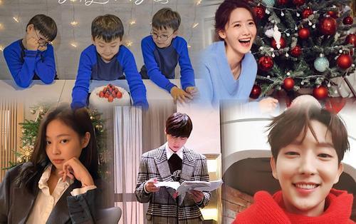 Giáng sinh 2019 của sao Hàn: Khi các thánh ế khoe ảnh 'lủi thủi' một mình