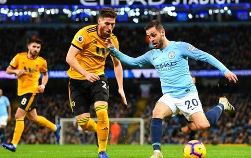 Lịch thi đấu bóng đá ngày 28/12: Wolverhampton gặp Man City