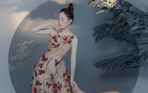 Mới đầu năm, Lan Phương đã 'gây mê liều cao' vì đẹp như tiên nữ bước ra từ khung tranh