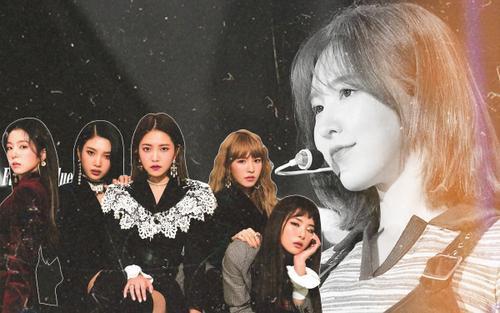 Red Velvet sẽ thực hiện tour diễn Nhật Bản với 4 thành viên mà không có Wendy