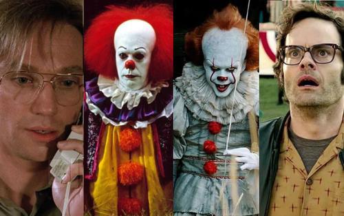 Xếp hạng 4 bộ phim chuyển thể từ tiểu thuyết IT của Stephen King