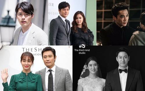 Thành viên nhóm chat 'ngoại tình - gái gú dơ bẩn' của Joo Jin Mo: Knet gọi tên Jang Dong Gun, Hyun Bin - Song Seung Hun