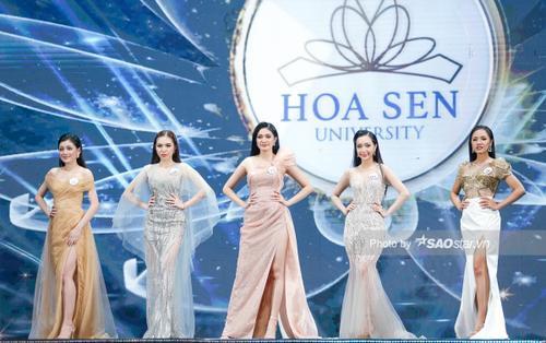 Lộ diện Top 5 gương mặt triển vọng cho ngôi vị cao nhất tại chung kết 'Nét đẹp Sinh viên HSU 2020'