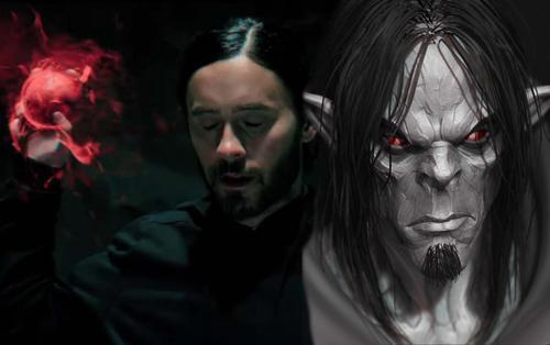 Ma cà rồng Morbius của Jared Leto liệu có khác với bản truyện tranh?