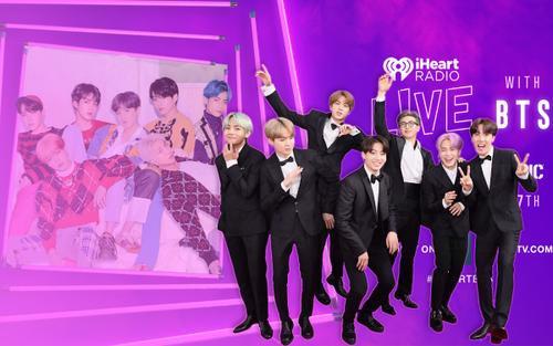 Xác nhận tham dự iHeartRadio, fan có thêm 'niềm tin' về sự xuất hiện của BTS tại lễ trao giải Grammy 2020