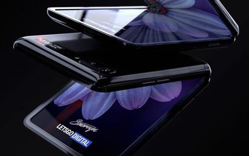 Cận cảnh Samsung Galaxy Z Flip đẹp như một bông hoa, ăn đứt iPhone 11 Pro Max