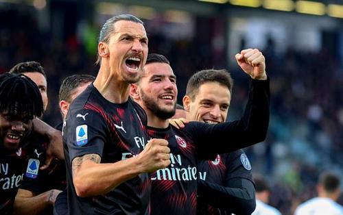 Lịch thi đấu bóng đá ngày 29/1: AC Milan và niềm cảm hứng mang tên Ibrahimovic