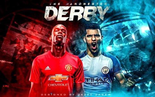 Lịch thi đấu bóng đá ngày 30/1: Rực lửa derby thành Manchester
