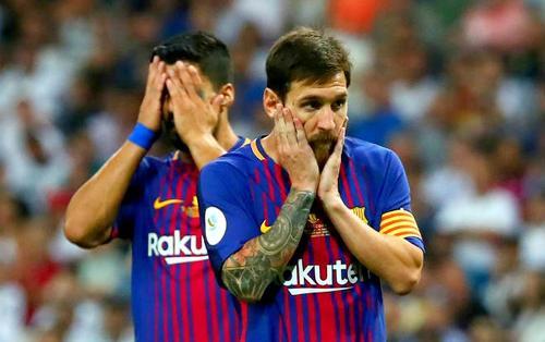 Lịch thi đấu bóng đá ngày 31/1: Barcelona bất ổn, Messi hết phép?