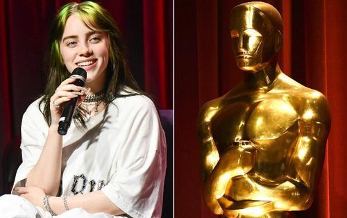 Vừa giành cú ăn năm lịch sử tại Grammy, Billie Eilish được mời trình diễn tại Oscar 2020
