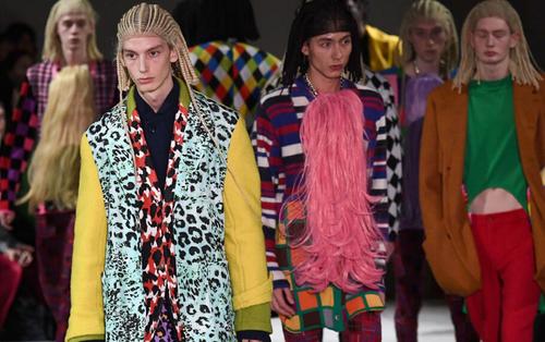 Nhà mốt Comme des Garçons bị cáo buộc xúc phạm văn hóa khi để model da trắng tóc tết Châu Phi