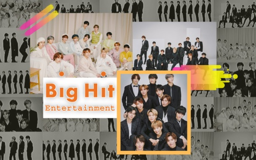 Xem ngay bộ ảnh của dàn nghệ sĩ BTS, TXT, Lee Hyun xinh lung linh kỉ niệm 15 năm Big Hit Entertaiment