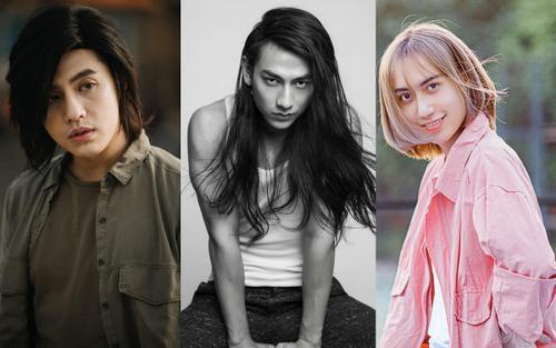 """Sao nam Vbiz thay đổi nhan sắc """"chóng mặt"""" vì tóc dài: Người soái ca, người nữ tính nhưng lạ lẫm nhất là Sơn Tùng, Isaac"""