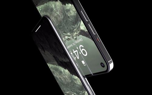 Cận cảnh iPhone 12 Pro Max đẹp nhức nhối, đố iFan có thể kiềm chế