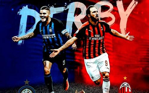 Lịch thi đấu bóng đá ngày 10/2: Đại chiến thành Milan