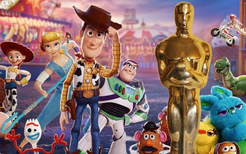 Toy Story 4 chiến thắng Oscars 2020, mang về kỉ lục 'đậm' chưa từng có cho Pixar