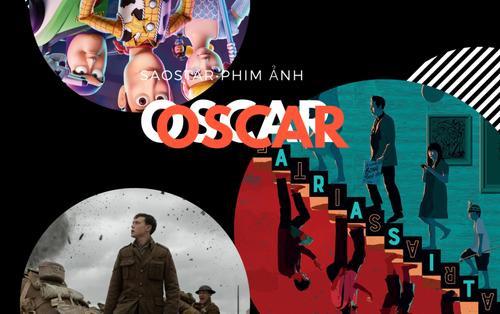 Oscar 2020: Parasite - Ký sinh trùng đại thắng lịch sử điện ảnh Hàn Quốc, ẵm trọn Phim - Đạo diễn và Kịch bản xuất sắc nhất