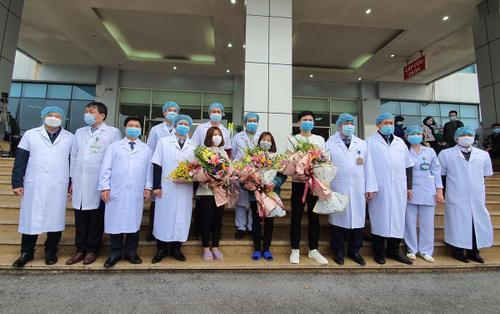 3 người nhiễm virus corona vừa xuất viện, Việt Nam đã có 6 ca được điều trị khỏi