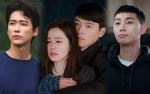BXH diễn viên - phim Hàn đầu tháng 2: Son Ye Jin - Hyun Bin đứng nhất 9 tuần liền, Park Seo Joon theo sau