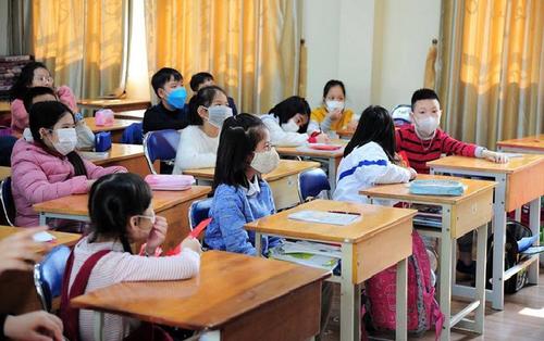 21 tỉnh thành sẽ cho học sinh quay trở lại trường vào ngày 17/2 sau kỳ nghỉ phòng COVID-19