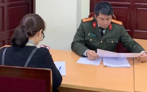 Người phụ nữ bị xử phạt 10 triệu đồng vì tung tin 'có người nhiễm virus corona tại trường học ở Hà Nội'