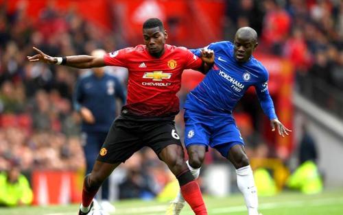 Lịch thi đấu bóng đá ngày 18/2: Đại chiến Man United vs Chelsea