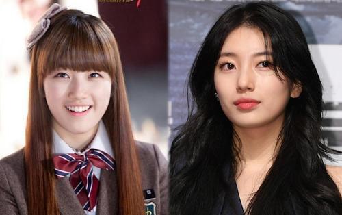 10 nghệ sĩ nổi tiếng Hàn Quốc lột xác sau khi giảm cân