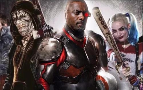 Suicide Squad 2: Rò rỉ đoạn clip của Margot Robbie và Idris Elba