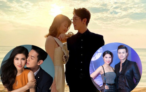 Sau bức ảnh chụp cùng Song Luân, siêu mẫu Trần Thu Hằng bức xúc khi bị gọi là 'người yêu anh T', 'người tình anh L'