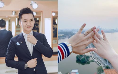 MC VTV Hạnh Phúc sẽ kết hôn vào ngày 11/3?
