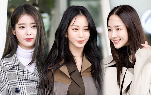 Sang chảnh hết phần thiên hạ, Han Ye Seul áp đảo thần thái Park Min Young và IU ở sân bay