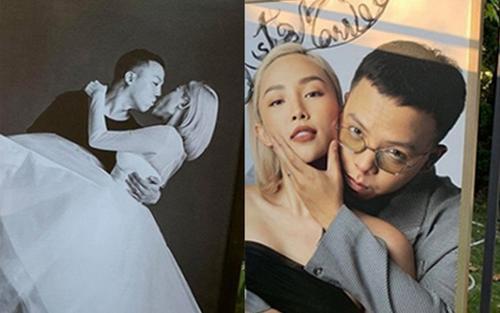 Sau 'đám cưới cổ tích', Hoàng Touliver bị dân mạng 'khai quật' lý do yêu Tóc Tiên