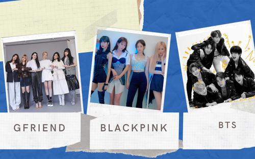BXH thương hiệu nhóm nhạc KPoptháng 2/2020: GFriend 'rượt' sát nút BTS, BlackPink 'bay màu' khỏi top 3