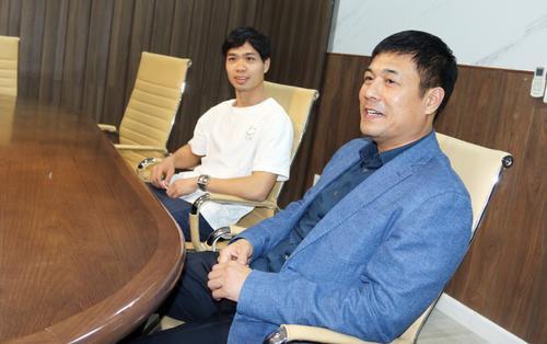 Chủ tịch Hữu Thắng: 'TPHCM mua Lee Nguyễn không phải để PR'