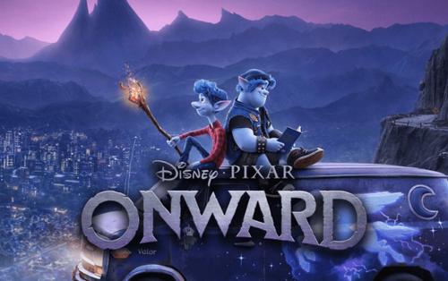 Review 'Onward': Vừa khóc vừa cười với hành trình đầy màu nhiệm của Pixar