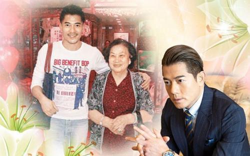 Mẹ của 'thiên vương' Quách Phú Thành qua đời