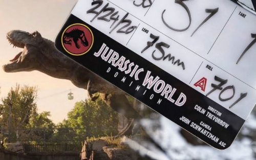 Phần cuối của thương hiệu 'Jurassic World' chính thức bấm máy và hé lộ tựa đề đầy ẩn ý