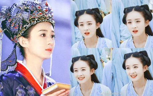 Triệu Lệ Dĩnh 'bất khả chiến bại' lập kỷ lục chưa từng có trong lịch sử phim truyền hình Trung Quốc