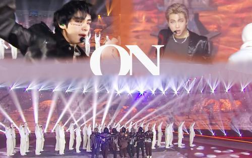BTS 'chốt sổ' quảng bá với sân khấu được dàn dựng công phu nhất lịch sử Inkigayo, ON mang về chiến thắng thứ 3!