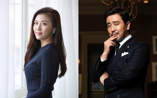 Ha Ji Won và Ryu Seung Ryong nên duyên vợ chồng trong dự án mới của đạo diễn phim 'Miss Baek'