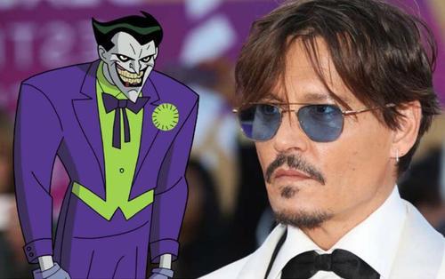 Johnny Depp có thể sẽ là Joker trong loạt phim The Batman