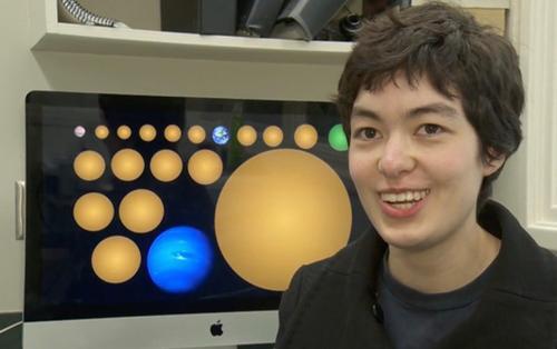 17 ngoại hành tinh mới vừa được phát hiện bởi một nữ sinh 25 tuổi