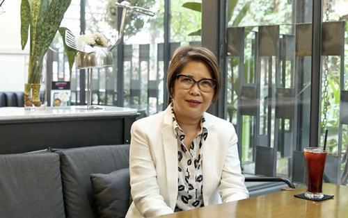Đồng sáng lập Greyhound Café bà Pornsiri: 'Định vị thương hiệu đúng đắn để tạo được dấu ấn riêng ở thị trường Việt Nam'