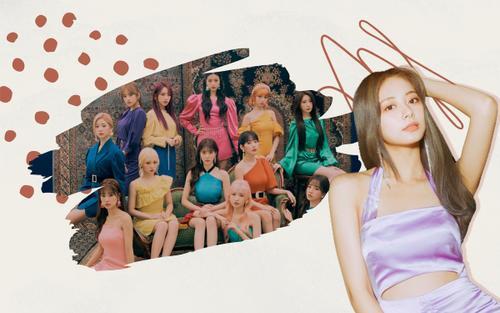 Knet bàn tán về No.1 visual của IZ*ONE nhưng Tzuyu (Twice) lại bất ngờ được gọi tên nhiều nhất