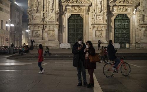 Thủ tướng Italy ký sắc lệnh phong tỏa gần 16 triệu dân để ngăn dịch COVID-19