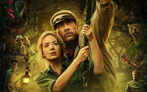 'Jungle Cruise' tung trailer mới: Chuyến thám hiểu kỳ bí của Emily Blunt và The Rock!