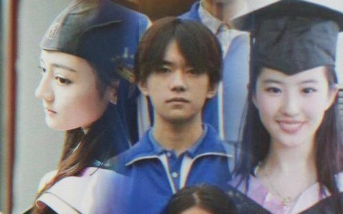 Đố bạn nhìn ra sao Hoa ngữ nào trong loạt ảnh tốt nghiệp đại học
