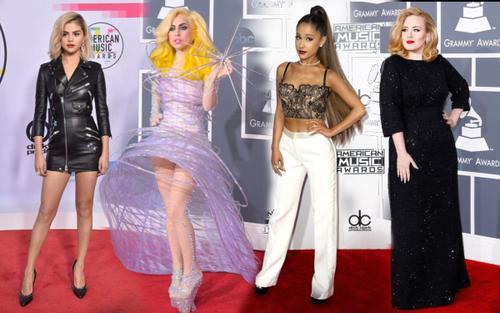 'Ngã ngửa' với chiều cao thật của dàn sao nữ US-UK, bất ngờ nhất hẳn là Ariana Grande